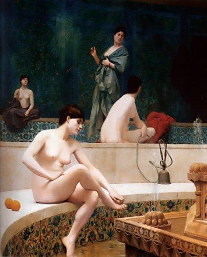 Общая женская баня фото 117-902